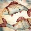 Гороскоп совместимости по характеру Рыбы