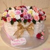 Торты на заказ ко дню рождения
