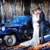 Элегантная зимняя свадьба: Вивальди, марципаны и ледяные скульптуры