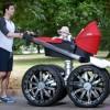 Как выбирает коляску для ребенка мама, и как это делает папа