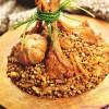 Каша с мясом: рецепты