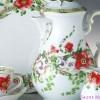 Фарфоровая посуда: красота, комфорт, изящество