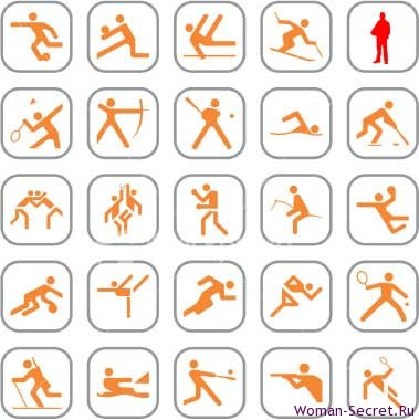 Вид спорта в мире здоровья