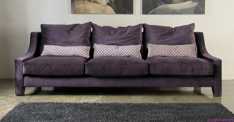 Какую ткань выбрать для дивана