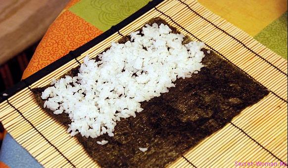 Как сделать мягкий рис