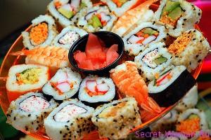 суши дома