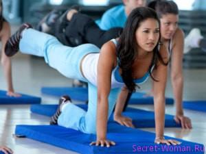 упражнения для восстановления мышц ягодиц