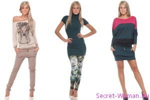 Домашняя одежда для женщин привлекательность в любой обстановке!