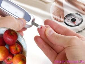 Симптомы и течение сахарного диабета