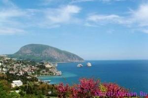 Отдых в чарующем уголке Крыма