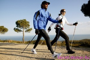 Что такое скандинавская ходьба?