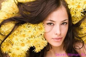 Несколько секретов об уходе за волосами летом
