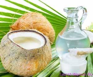 кокосовом масле для кожи