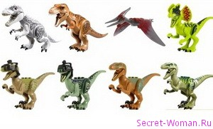 динозавры и мир юрского периода