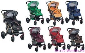 Выбираем качественные коляски для детей