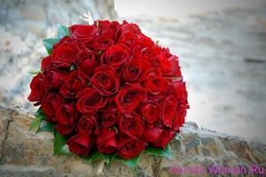 Как выбрать розы для любимой женщины?