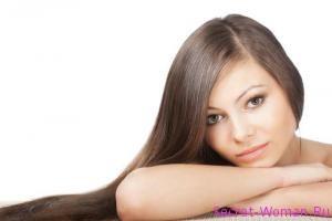ухаживать за волосами