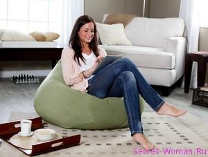Кресла нового формата - выбираем с умом