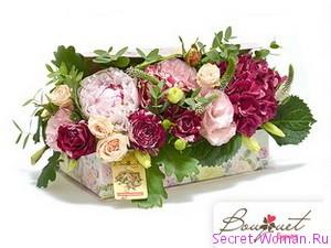 Интернет-магазин Bouquet