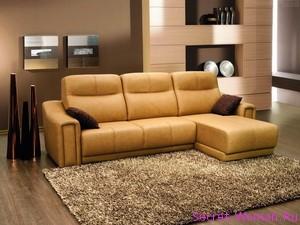 Мягкая мебель для спальных комнат