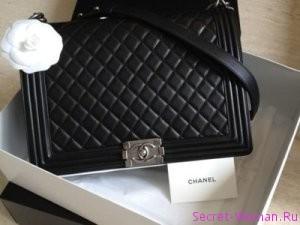 кошельки Chanel Шанель