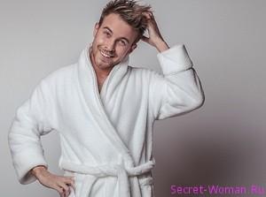 Выбираем мужской махровый халат