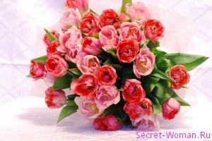 Где лучше выбрать букет цветов?