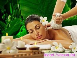 Расслабление и оздоровление с помощью массажа